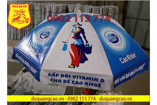 Dù Quảng Cáo BK 1m2